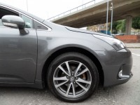 TOYOTA AVENSIS 2.0 D-4D ICON 5DR Manual