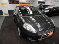 FIAT GRANDE PUNTO 77 - 1.4 ACTIVE 8V 3DR hatch Manual multi function steering city steering bluetooth 1 year AA cover