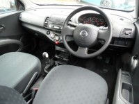 NISSAN MICRA 1.2 S 3 door hatchback 1.2 petrol 2005 grey met full mot hpi clear serviced with 1 year AA cover