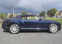 BENTLEY CONTINENTAL 4.0 GTC V8 2DR AUTOMATIC