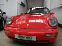 PORSCHE 911 3.6 CARRERA 4 2DR Manual