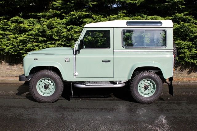Used LAND ROVER COUNTY STATION WAGON HERITAGE SPEC XS in Lancashire
