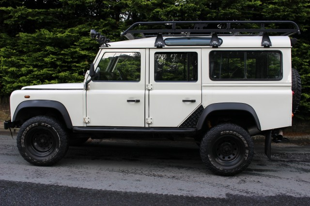 Used LAND ROVER DEFENDER 2.5 110 STATION WAGON TD5 in Lancashire