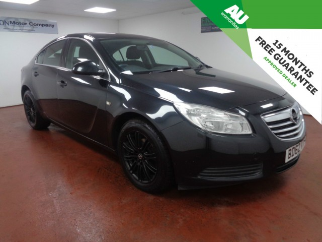 Used VAUXHALL INSIGNIA 2.0 TECH LINE CDTI ECOFLEX S/S 5DR in West Yorkshire