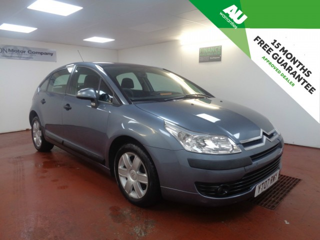Used CITROEN C4 1.6 SX 16V 5DR AUTOMATIC in West Yorkshire