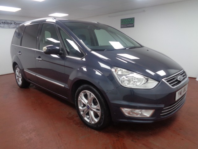 Used FORD GALAXY 2.0 TITANIUM TDCI 5DR SEMI AUTOMATIC in West Yorkshire