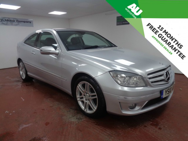 Used MERCEDES-BENZ CLC-CLASS 2.1 CLC200 CDI SE 3DR AUTOMATIC in West Yorkshire