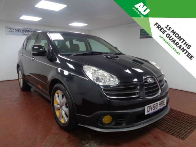 Used SUBARU TRIBECA 3.0 SE 5STR 5DR AUTOMATIC in West Yorkshire