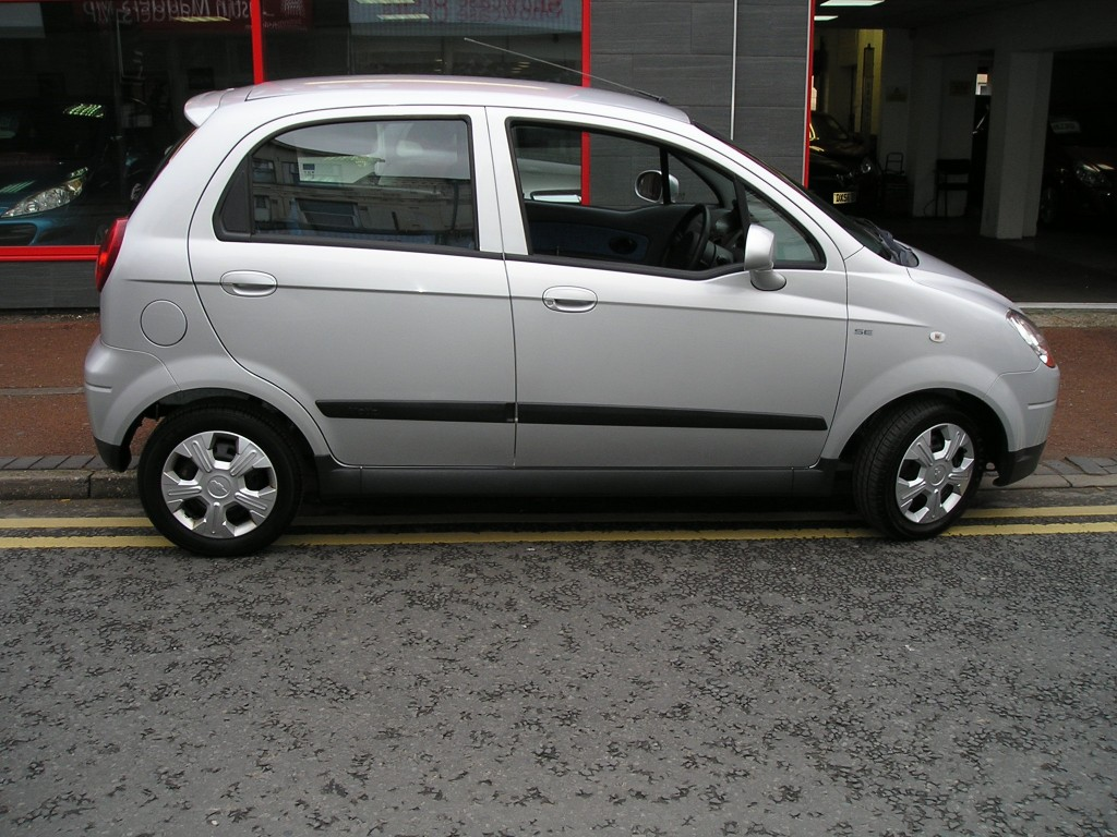 Chevrolet Matiz 10 Se 5dr For Sale In Ellesmere Port Davies Car Sales 2009 Manual