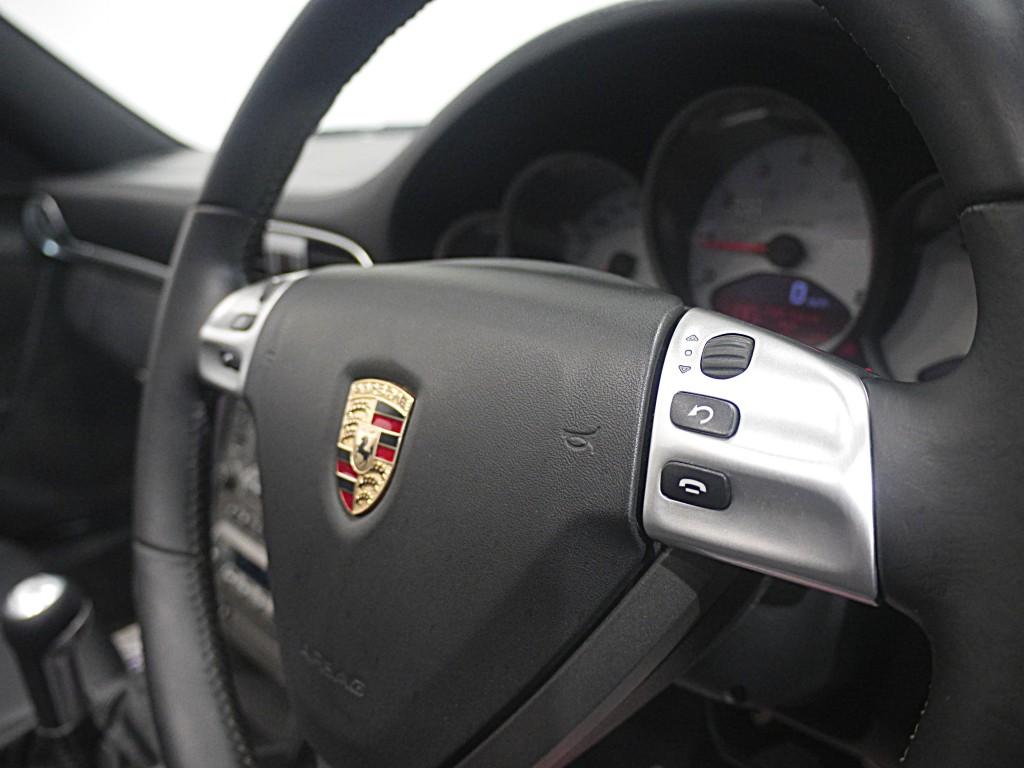 PORSCHE 911 3.8 CARRERA 4 S 2DR