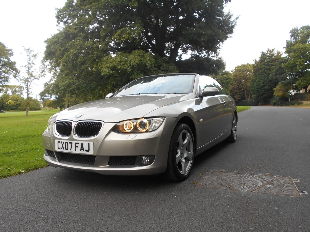 BMW 3 SERIES 2.0 320I SE 2DR
