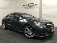 MERCEDES-BENZ E-CLASS 2.1 E250 CDI BLUEEFFICIENCY S/S SPORT 2DR AUTOMATIC - 258184