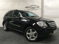 MERCEDES-BENZ M-CLASS 3.0 ML280 CDI SPORT 5DR AUTOMATIC - 260875