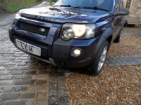 LAND ROVER FREELANDER 1.8 XEI STATION WAGON 5 door 4wd  1.8 petrol a-c alloys cd radio central locking full mot hpi clear