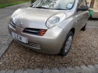 NISSAN MICRA 1.2 petrol 5 door 98k fsh 2 pre owners e/w c/l cd radio - serviced valeted hpi clear