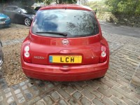 NISSAN MICRA nissan micra s 1.2 petrol 3 door hatchback 2006 90k grey cloth interior e/w remote central locking