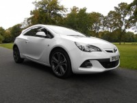 VAUXHALL ASTRA 1.4 GTC LIMITED EDITION S/S 3DR