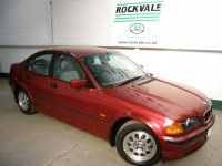 BMW 3 SERIES 1.9 318I SE 4DR AUTOMATIC