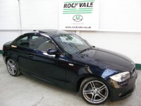 BMW 1 SERIES 3.0 125I SPORT PLUS EDITION 2DR