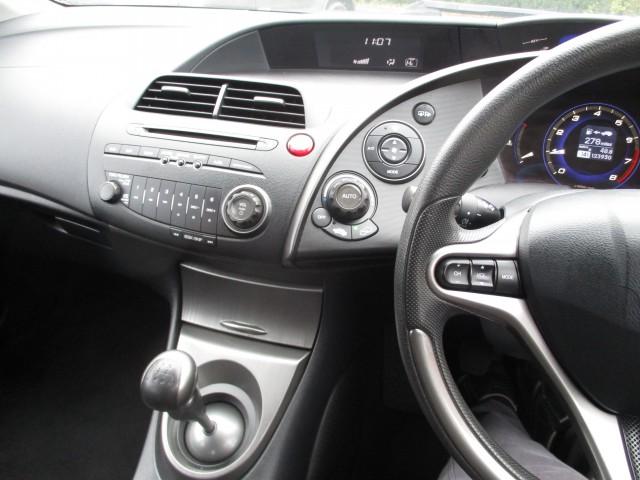 HONDA CIVIC 1.3 I-VTEC SE 5DR