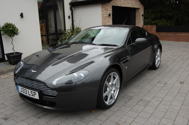 ASTON MARTIN VANTAGE V DR For Sale In Lytham St Annes Scott - 06 aston martin vantage