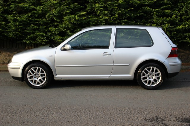 Used VOLKSWAGEN GOLF 1.9 GT TDI 3DR in Lancashire