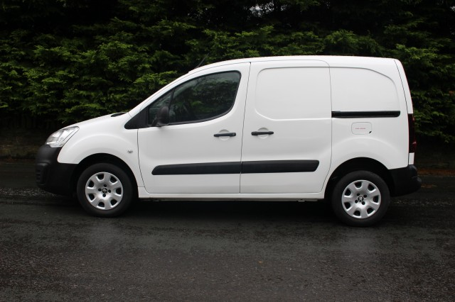 Used PEUGEOT PARTNER 1.6 HDI PROFESSIONAL 625 in Lancashire