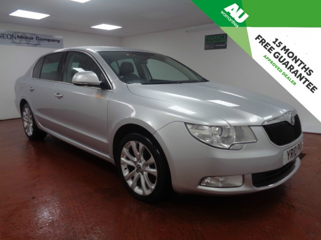 Used SKODA SUPERB 2.0 SE TDI CR 5DR in West Yorkshire