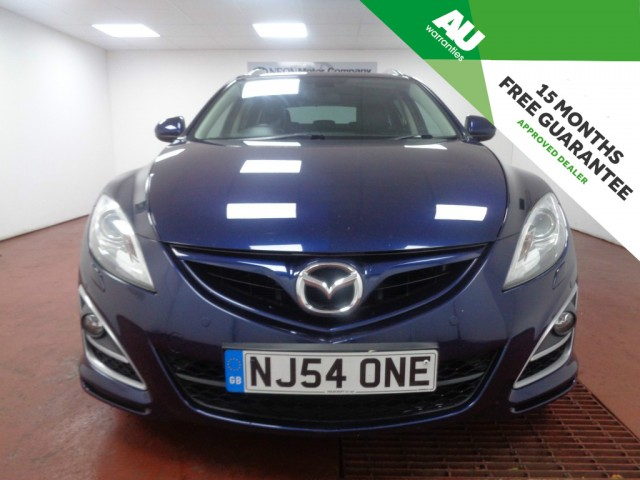 Used MAZDA 6 2.2 D SPORT 5DR in West Yorkshire