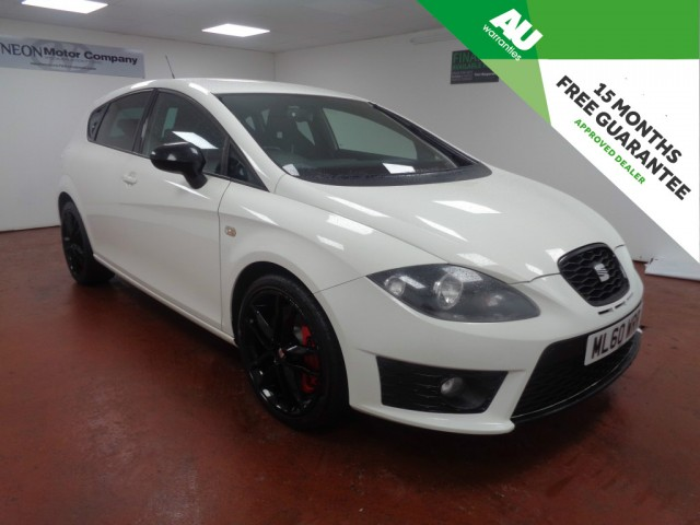 Used SEAT LEON 2.0 CUPRA TSI 5DR in West Yorkshire