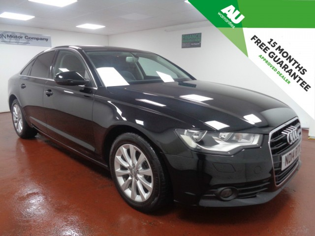 Used AUDI A6 2.0 TDI ULTRA SE 4DR in West Yorkshire