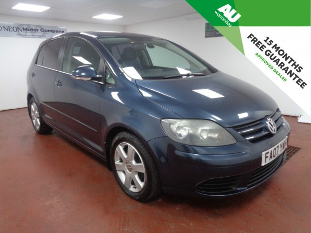 Used VOLKSWAGEN GOLF PLUS 1.9 SE TDI 5DR in West Yorkshire