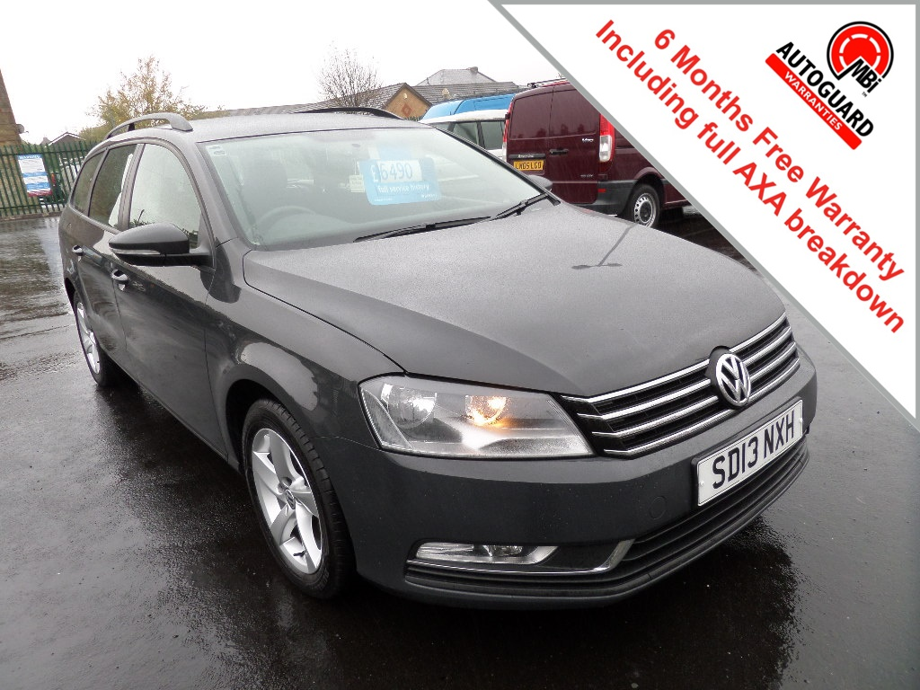 VOLKSWAGEN PASSAT 1.6 S TDI BLUEMOTION TECHNOLOGY 5DR