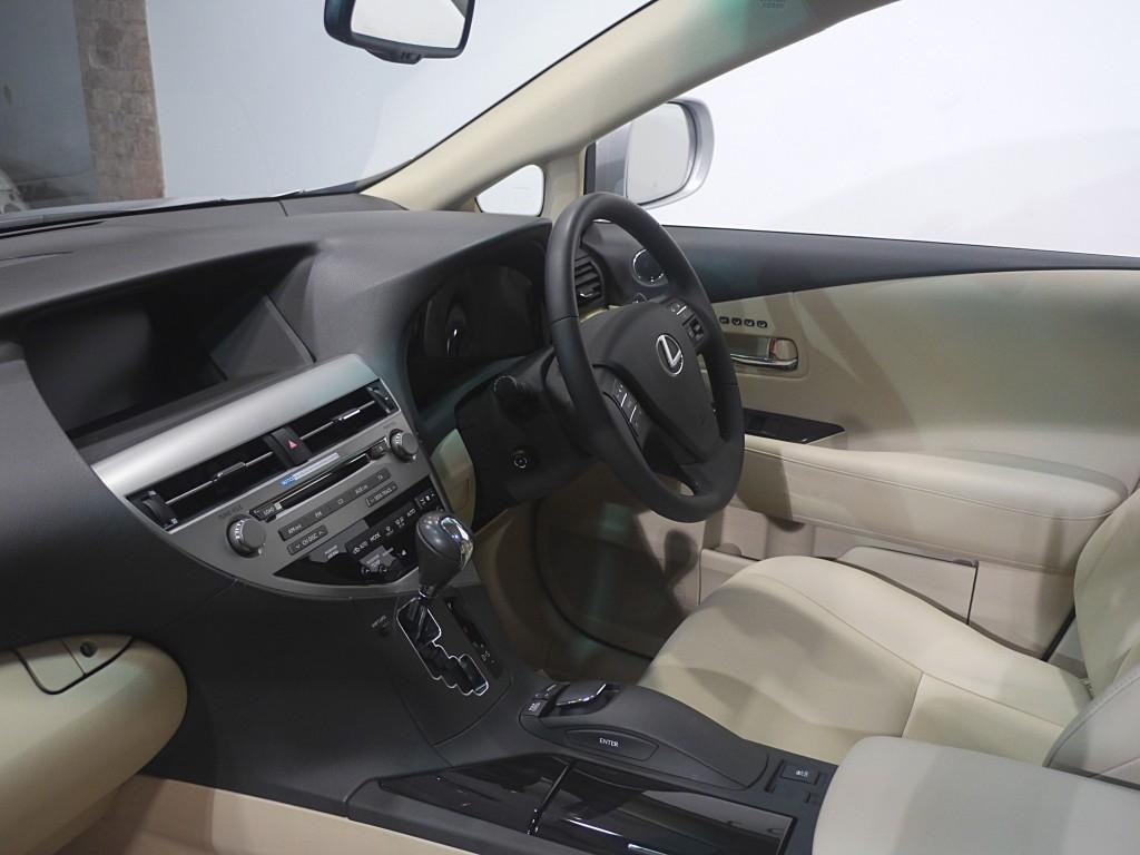 LEXUS RX 3.5 450H SE-I 5DR CVT