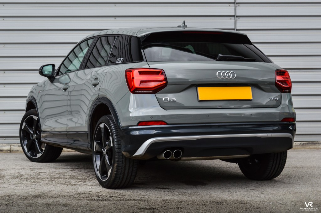 audi q2 1 4 tfsi s line edition 1 5dr semi automaticfor sale in warrington vanrooyen. Black Bedroom Furniture Sets. Home Design Ideas