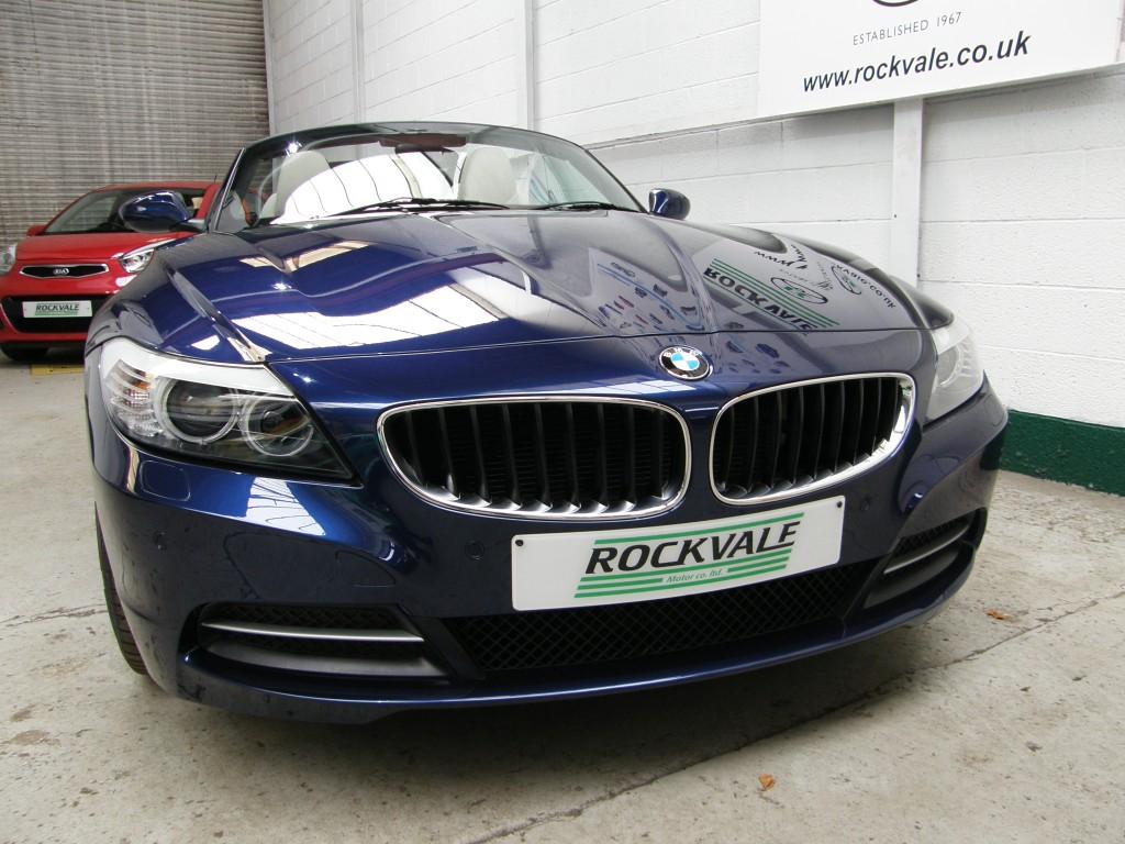 שונות BMW Z SERIES 2.5 Z4 SDRIVE23I ROADSTER 2DR For Sale in Stockport VP-49
