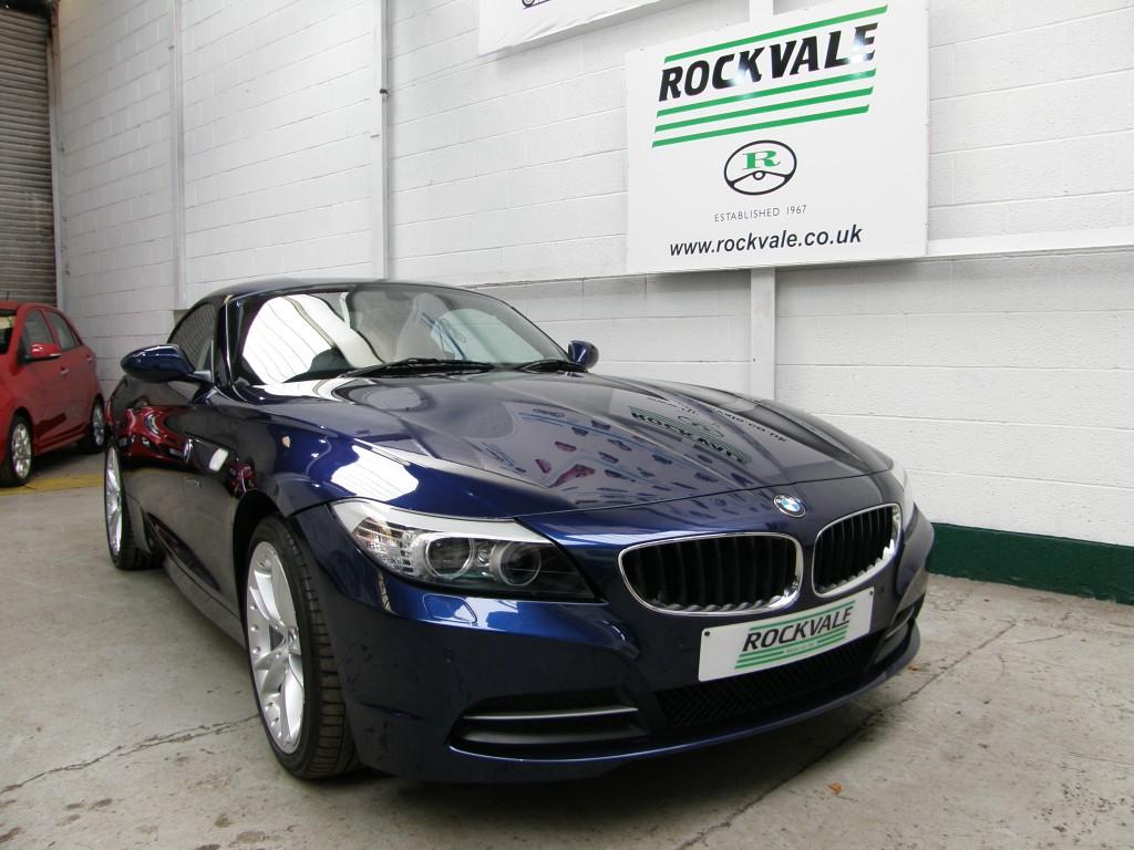 BMW Z SERIES 2.5 Z4 SDRIVE23I ROADSTER 2DR