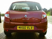 RENAULT CLIO 1.6 EXPRESSION VVT 5DR AUTOMATIC