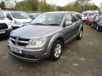DODGE JOURNEY 2.0 SXT CRD 5DR