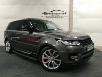 LAND ROVER RANGE ROVER SPORT 3.0 SDV6 AUTOBIOGRAPHY DYNAMIC 5DR AUTOMATIC - 262585