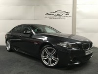 BMW 5 SERIES 2.0 520D M SPORT 4DR AUTOMATIC - 262632