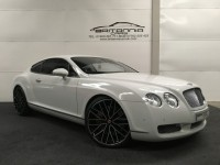 BENTLEY CONTINENTAL 6.0 GT 2DR AUTOMATIC - 263939