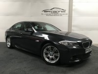 BMW 5 SERIES 3.0 525D M SPORT 4DR - 264236