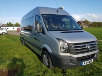 VOLKSWAGEN Crafter CR35 TDI   Executive etd by SCC
