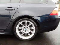 BMW 5 SERIES 2.0 520D M SPORT BUSINESS EDITION TOURING 5DR AUTOMATIC