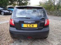 HYUNDAI GETZ 1.5 GSI CRTD 5 door diesel hatch 91k fsh 1 pre owners serviced valeted AA approved dealer hpi clear