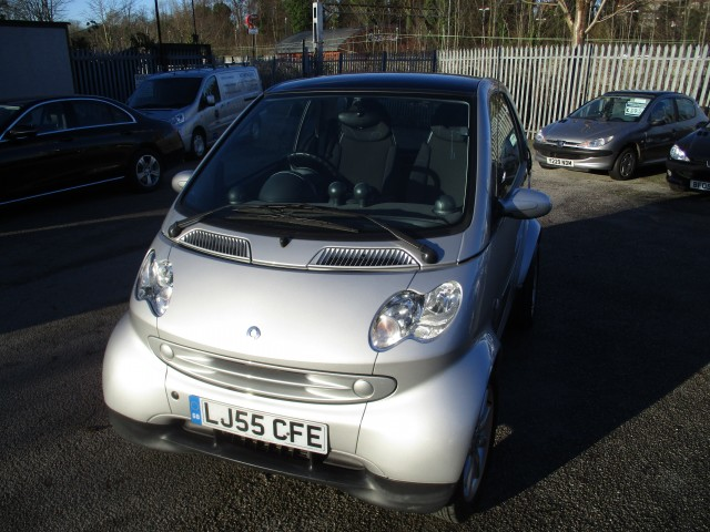 SMART FORTWO 0.7 PASSION SOFTOUCH 2DR AUTOMATIC
