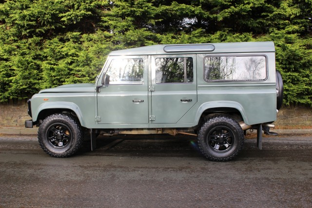 Used LAND ROVER DEFENDER 110 COUNTY 2.4  in Lancashire