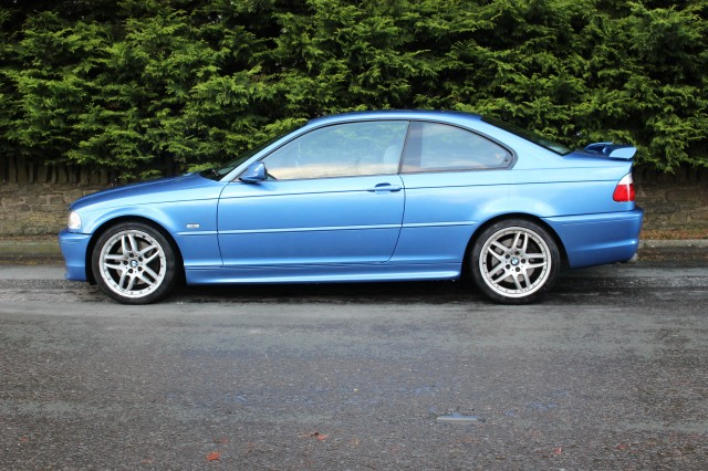 Used BMW 3 SERIES 3.0 330CI CLUBSPORT 2DR AUTOMATIC in Lancashire