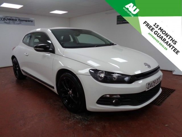 Used VOLKSWAGEN SCIROCCO 1.4 TSI 3DR in West Yorkshire